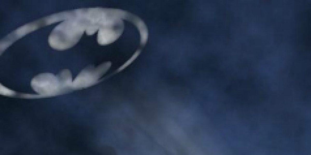Empresa japonesa lanza señal láser al estilo de Batman