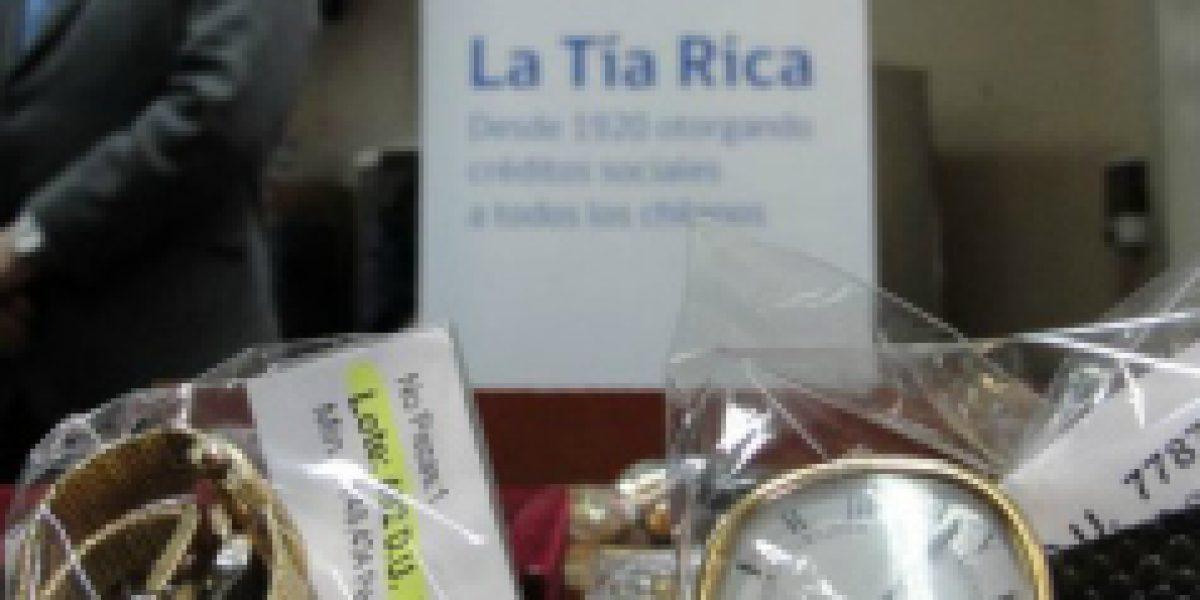 Tía Rica comenzó pago de indemnizaciones a usuarios afectados por millonario robo
