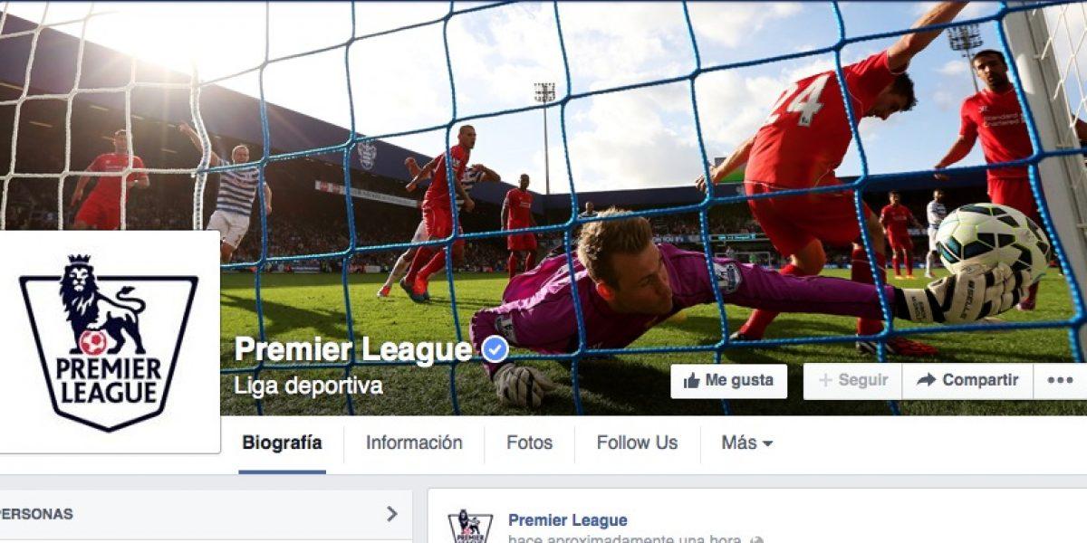 El gol de Eduardo Vargas se tomó las redes sociales de la Premier