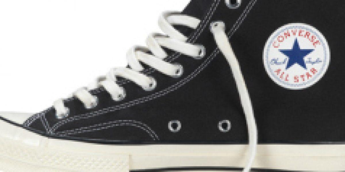 Converse se cansó de los imitadores de sus emblemáticas zapatillas