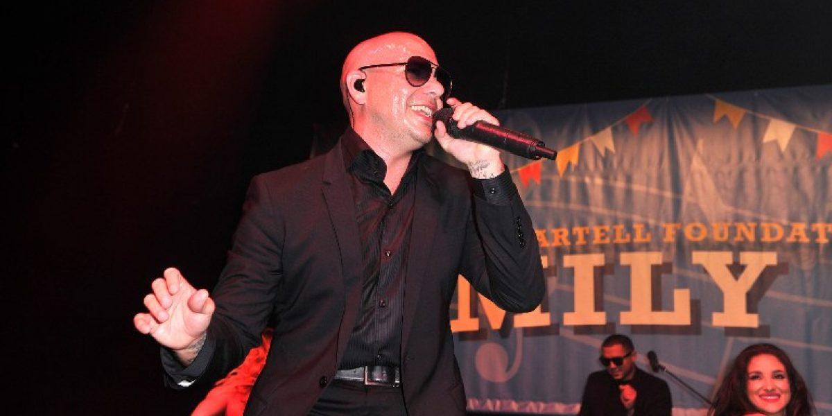 Pitbull se repetirá el plato como anfitrión de los American Music Awards