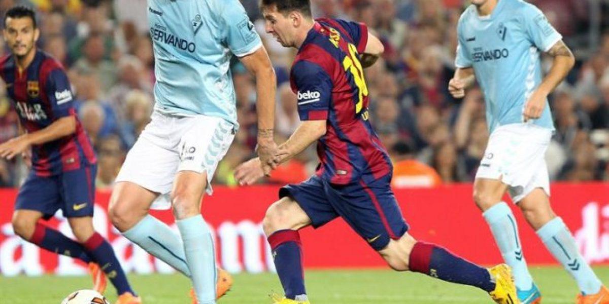Le hizo la desconocida: Luis Enrique quería reemplazarlo pero Messi se negó