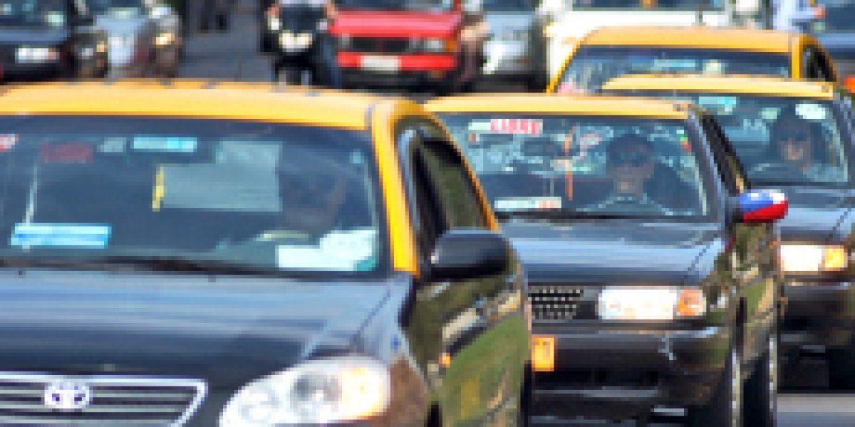 Los Taxis dicen no al Acoso Callejero