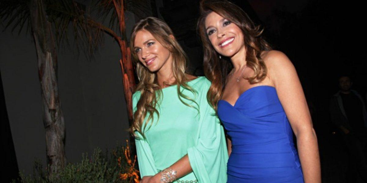 El regreso de Carolina Arregui a Canal 13 que el público nunca podrá ver