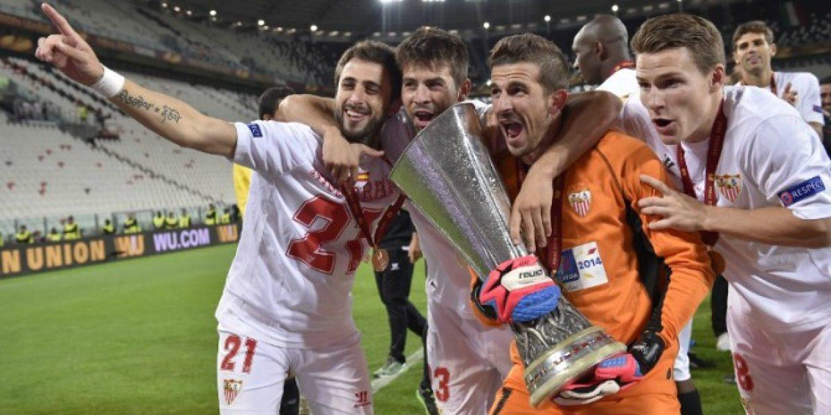 El nuevo beneficio que tendrá el campeón de la Europa League para la Champions