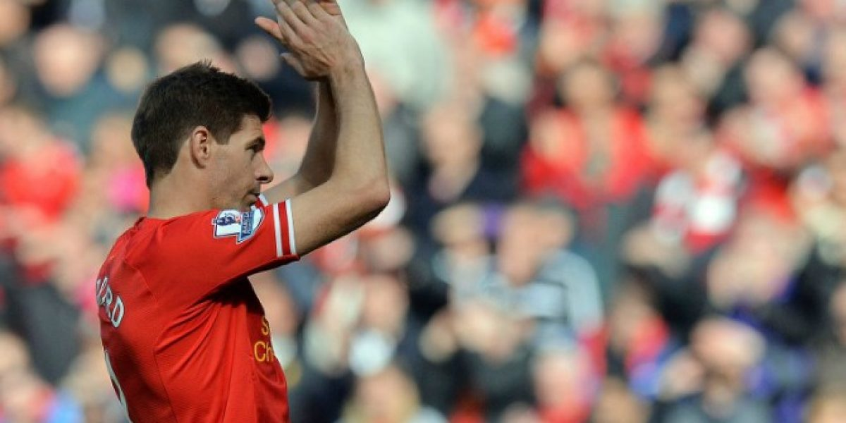 Se dio el lujo: Gerrard reconoció que rechazó varias ofertas del Madrid
