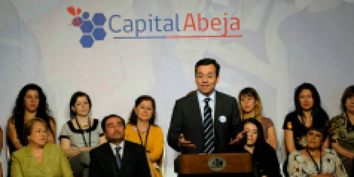Gobierno entrega más de 4 mil millones de pesos a emprendedores
