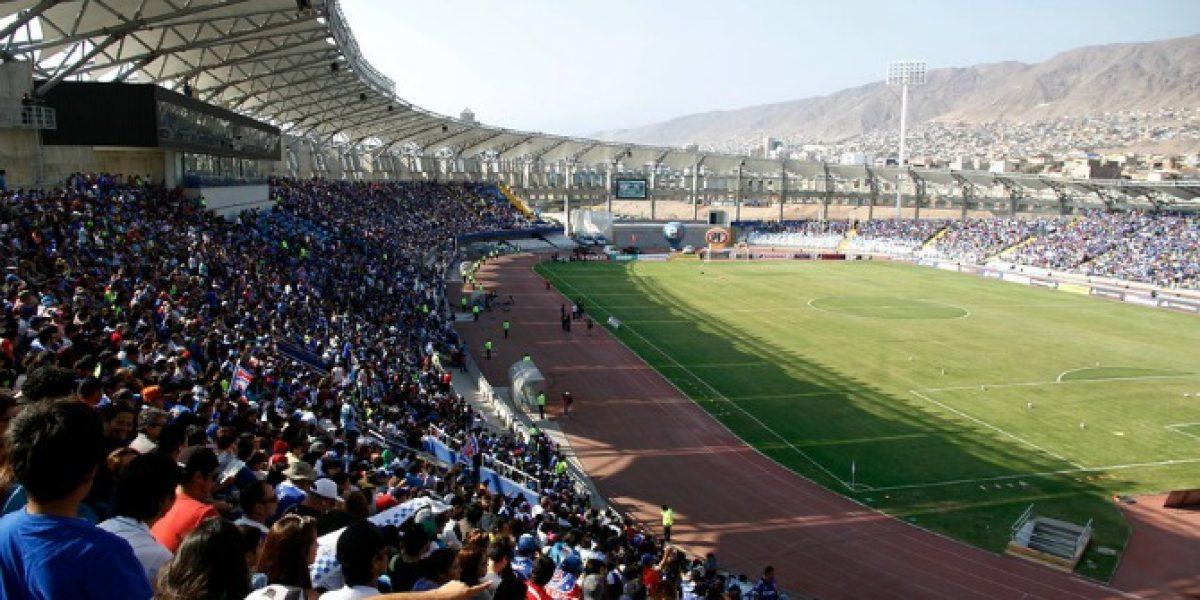 Otra vez se podría quedar sin la Roja: Antofagasta arriesga perder partido de la Selección