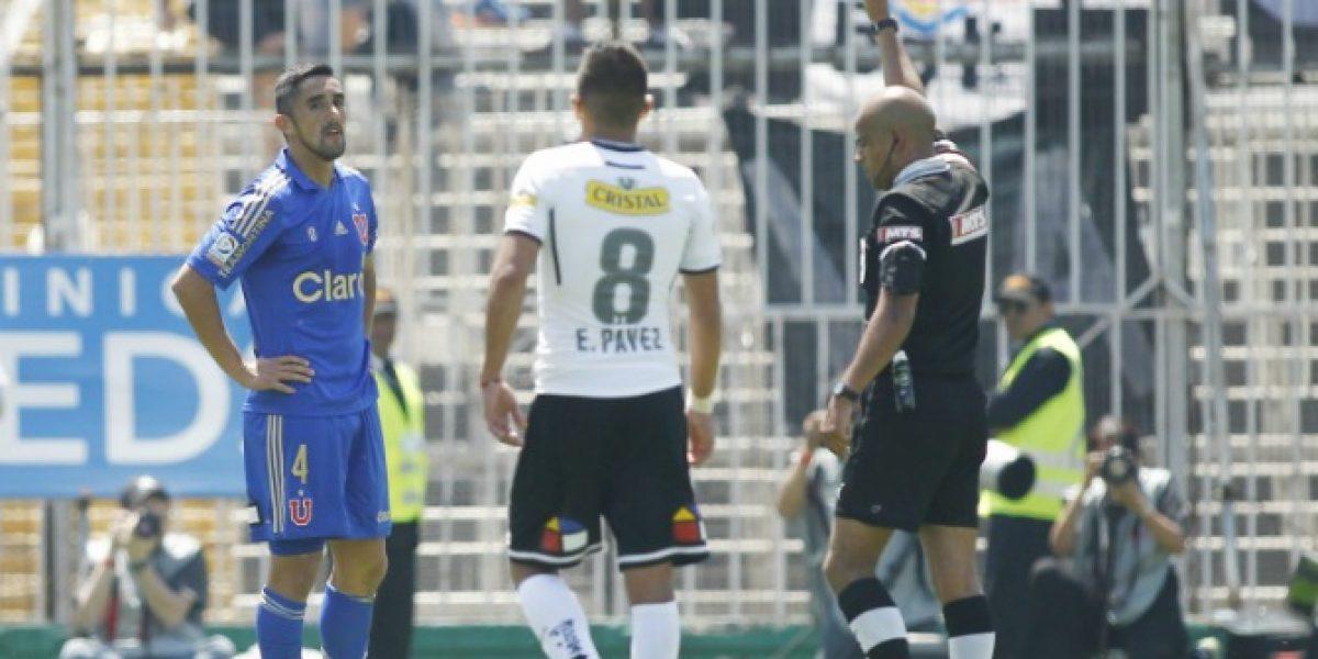 Jorge Osorio no arbitrará en la duodécima fecha del Apertura