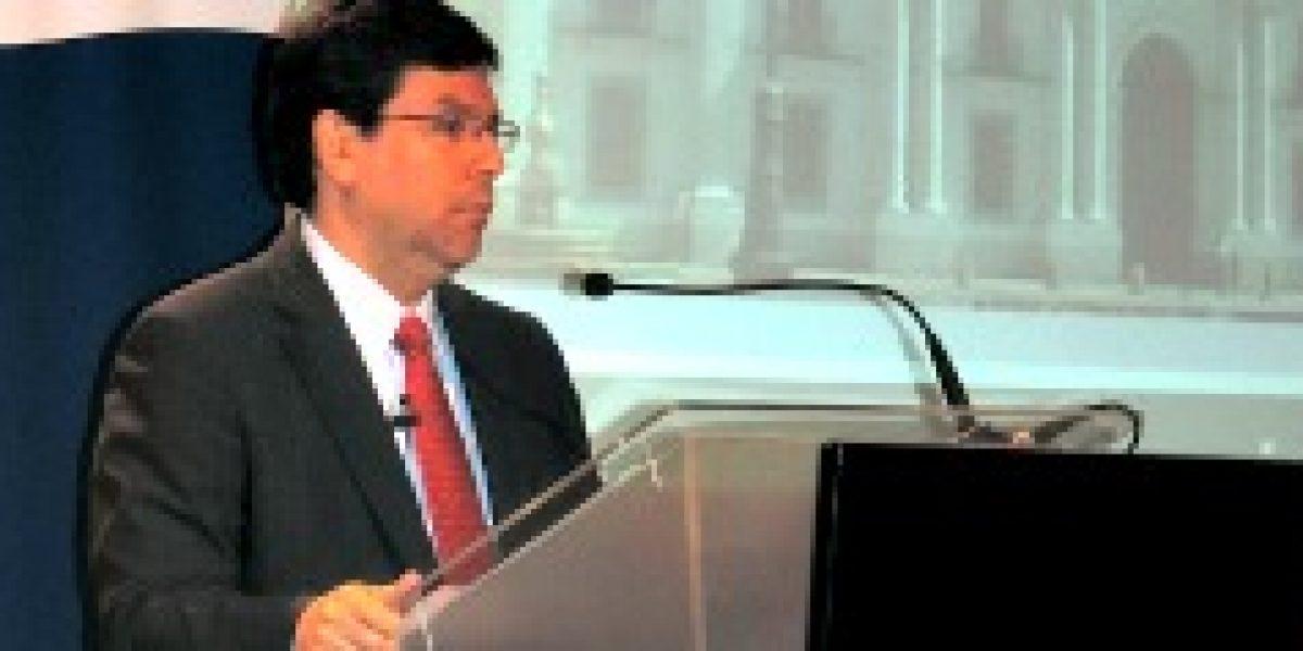 Ministro Arenas valoró apoyo transversal a proyecto que capitaliza Codelco