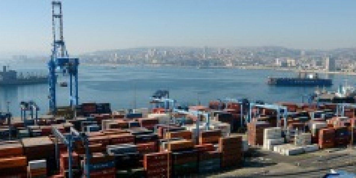 INE: exportaciones de la Región del Biobío cayeron 0,1% en agosto