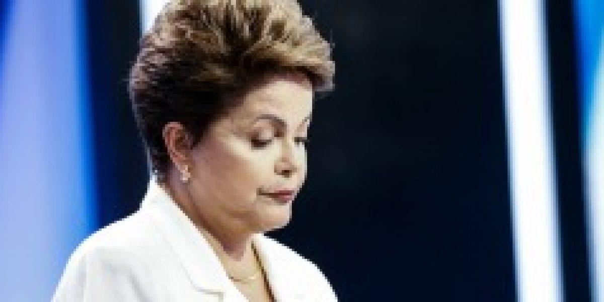 El mercado brasileño no quiere a Dilma