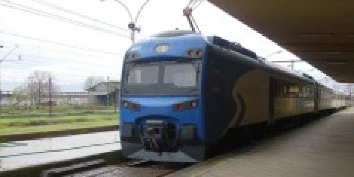 Se viene el fin de semana largo: empresa de trenes anuncia que precios de pasajes se mantendrán