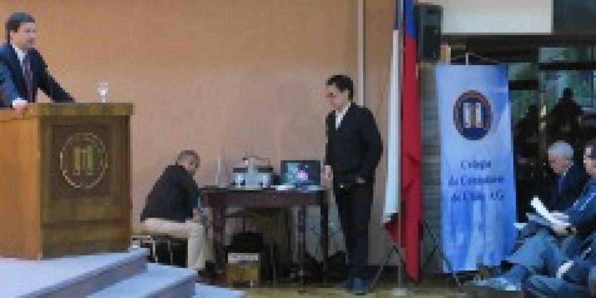 Hacienda y Colegio de Contadores sellan acuerdo para capacitar sobre la reforma tributaria