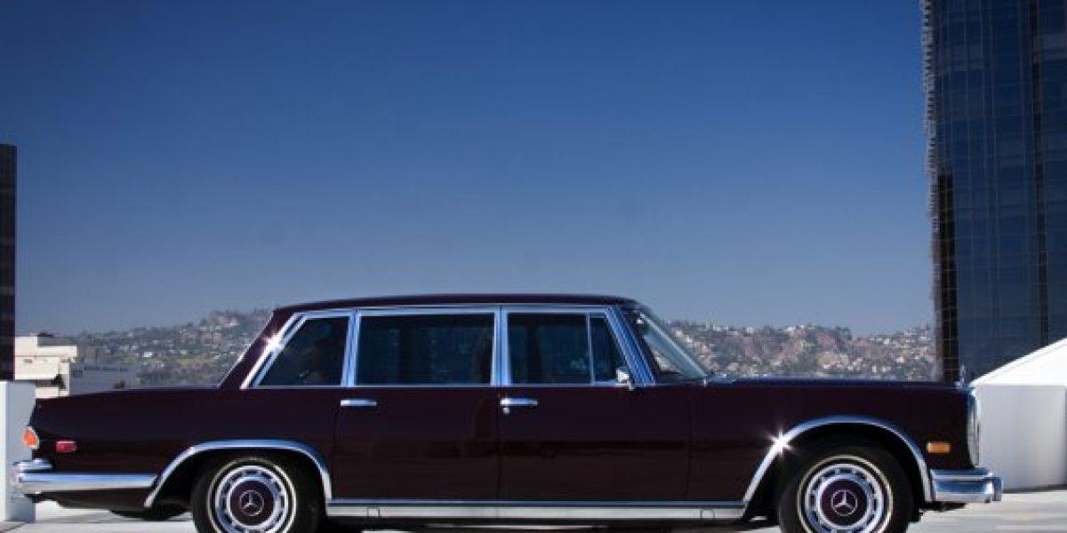 GALERÍA:Conoce al Mercedes-Benz 600 de Jack Nicholson