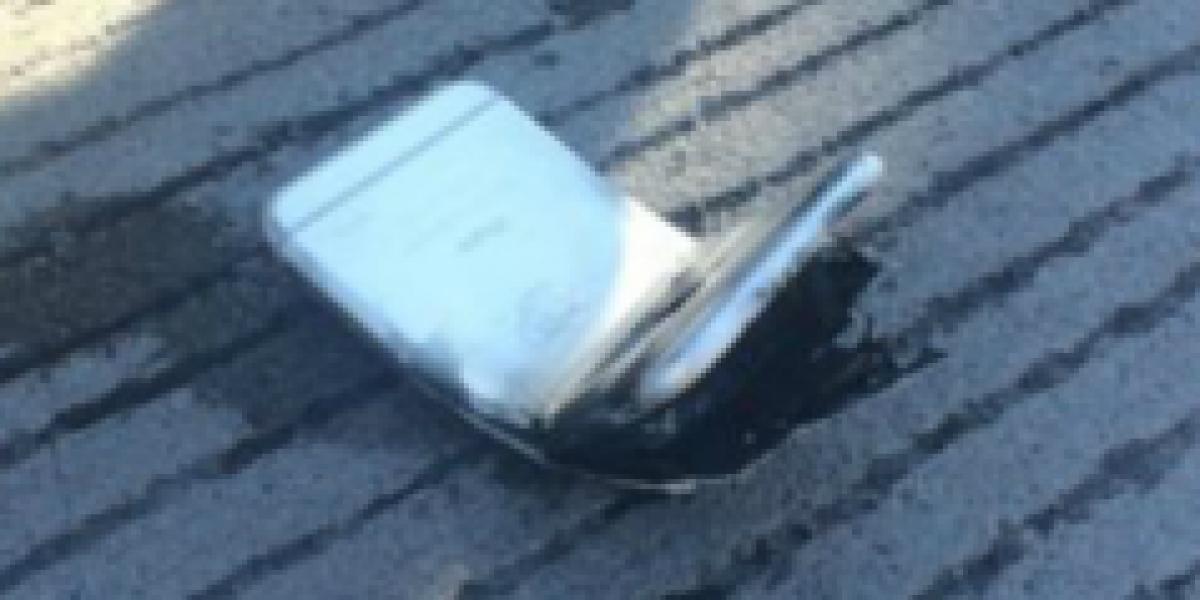 Iphone 6 explota en bolsillo de usuario que paseaba en bicicleta