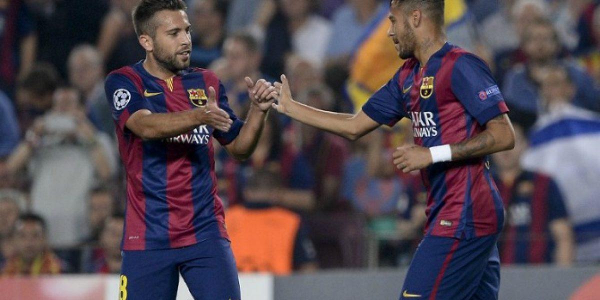 En Directo: FC Barcelona vs. Ajax