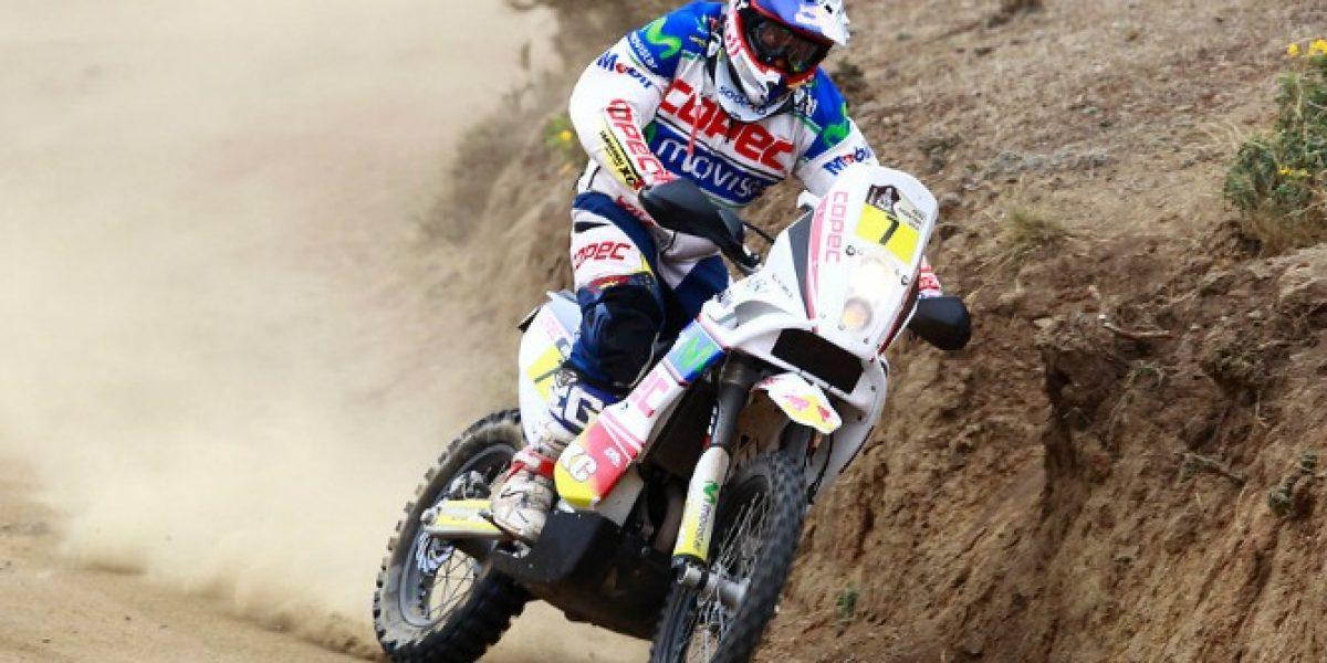 Adiós al Chaleco: Francisco López anunció su retiro del motociclismo