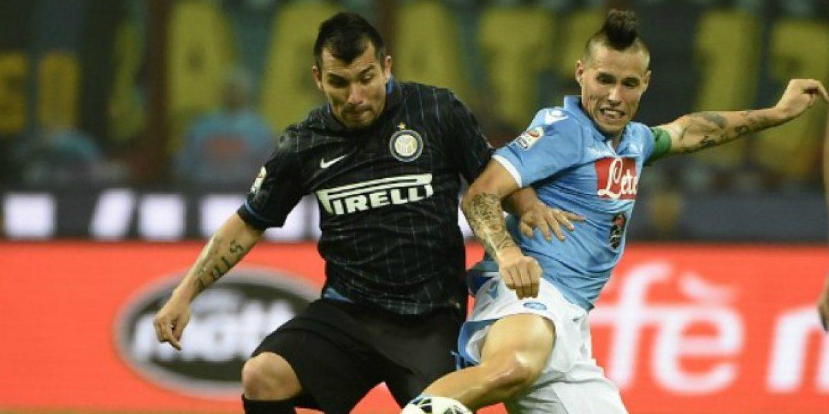 Gary se lesiona y queda fuera de la convocatoria del Inter