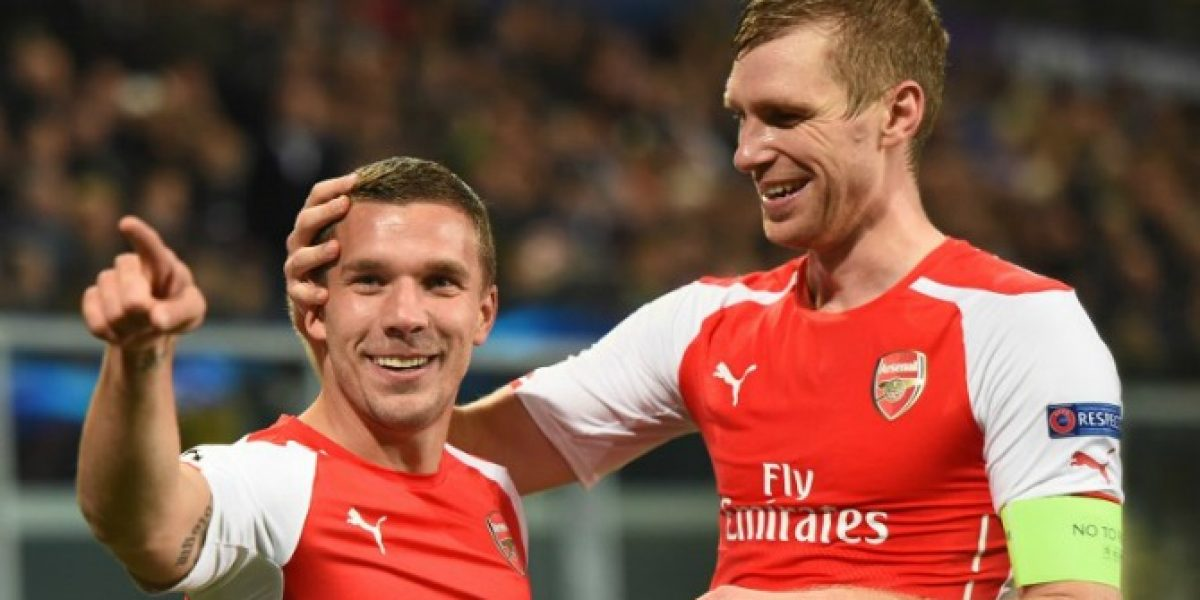 El Arsenal de Alexis consiguió un triunfo agónico sobre el Anderlecht por Champions