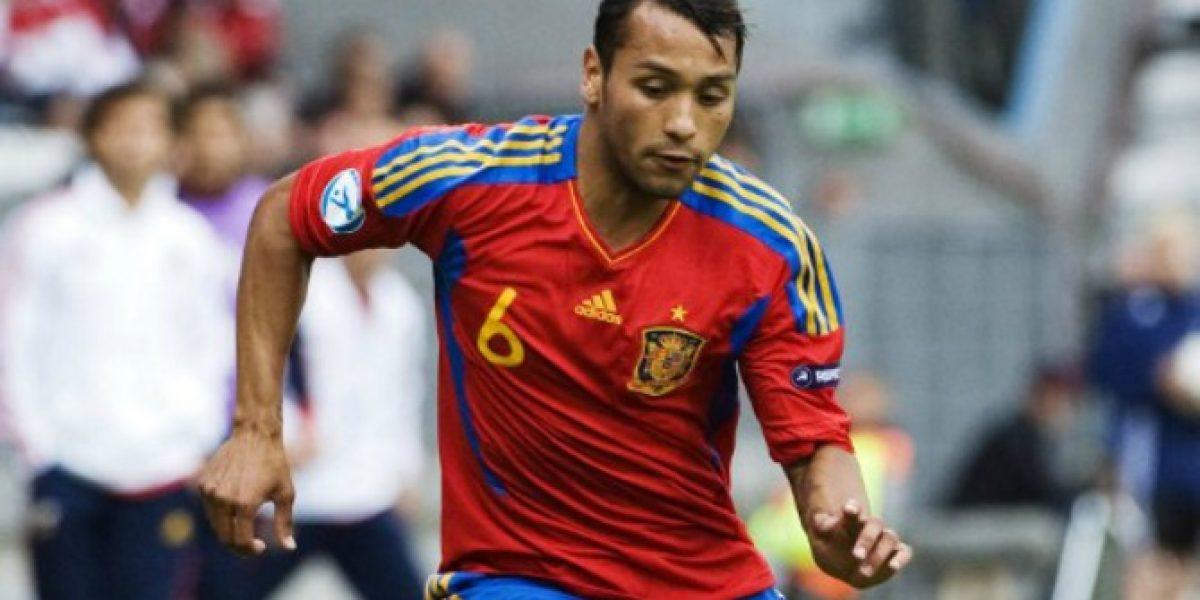 Ex Barcelona y seleccionado español jugaría la Copa América por Venezuela