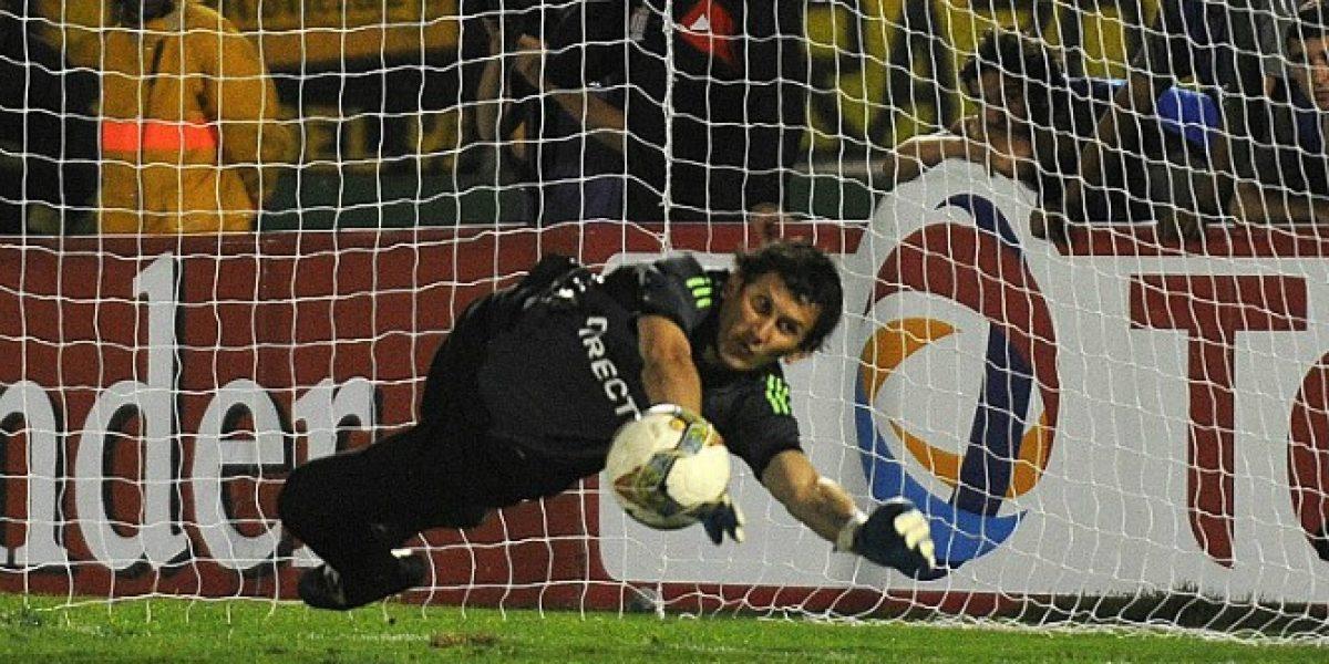 Copero: Estudiantes venció a Peñarol en penales y pasó a cuartos de la Sudamericana
