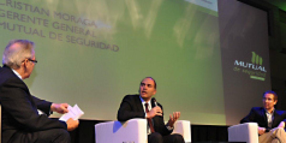 """Mutual de Seguridad realiza Encuentro Pyme """"Núcleo Emprendedor"""""""
