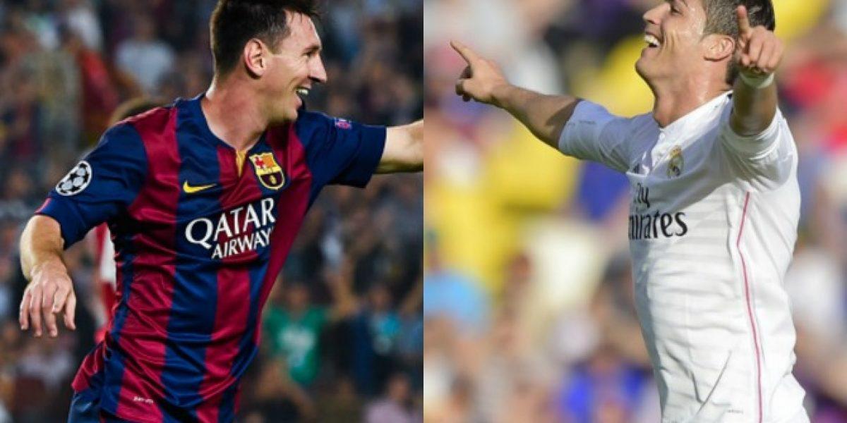 Tiembla Raúl: Ronaldo y Messi están a punto de lograr el máximo récord en Champions