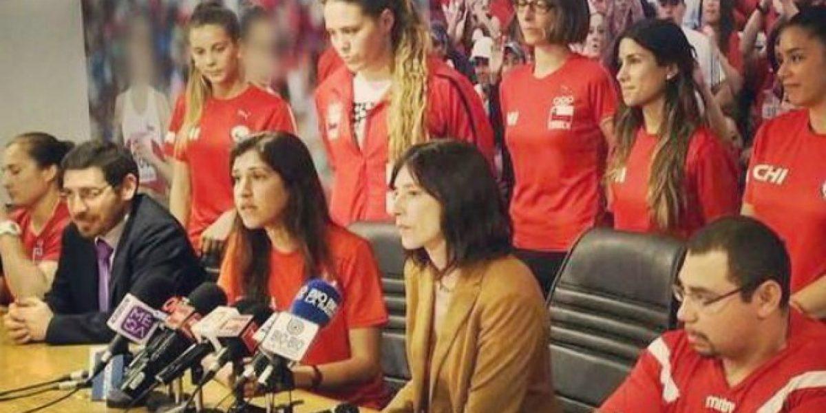 Deportistas anuncian marcha en redes sociales buscando decirle #NoAlPresupuesto2015
