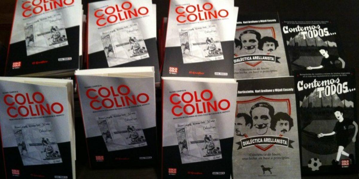 Columna de Colo Colo: Feliz Cumpleaños