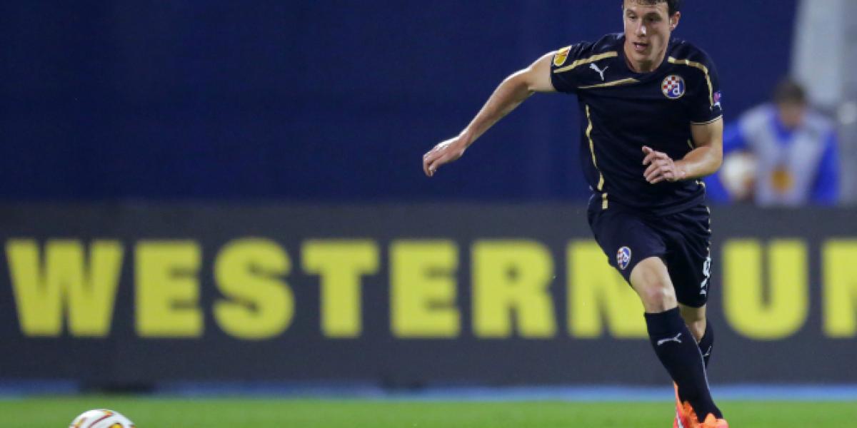 Golazo de Angelo Henríquez no le bastó al Dinamo en la Europa League