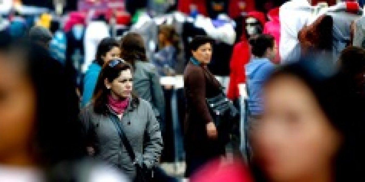 Fuerte caída registran las ventas del comercio en la RM durante septiembre