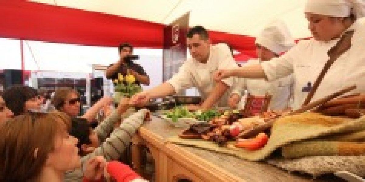 Aproveche el fin de semana largo comiendo rico con la Feria Gastronómica