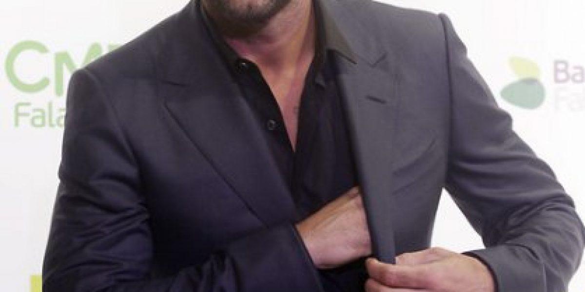 Ricky Martin confiesa que le gustaría trabajar con Quentin Tarantino