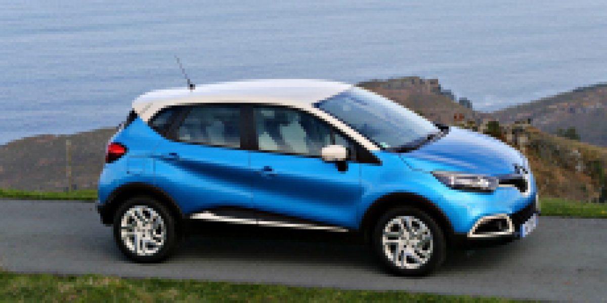 ESTRENO:Llegó el nuevo Renault Captur a Chile