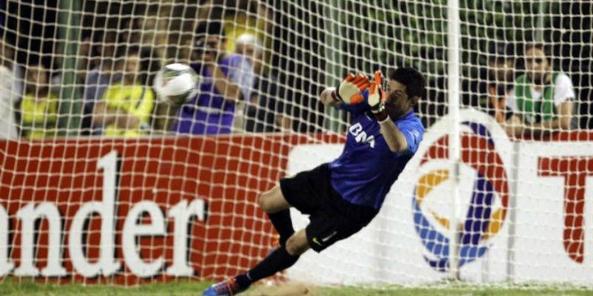 El Boca de Chapita logró la clasificación en los penales ante el modesto Capiatá