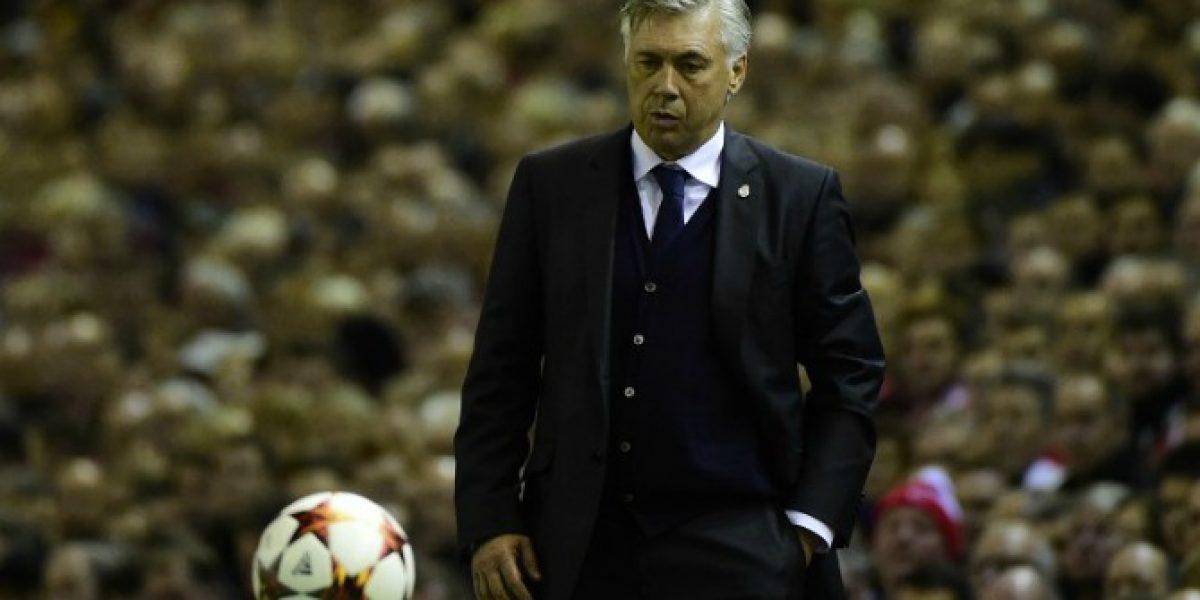 Ancelotti reveló a su dupla de centrales para el clásico