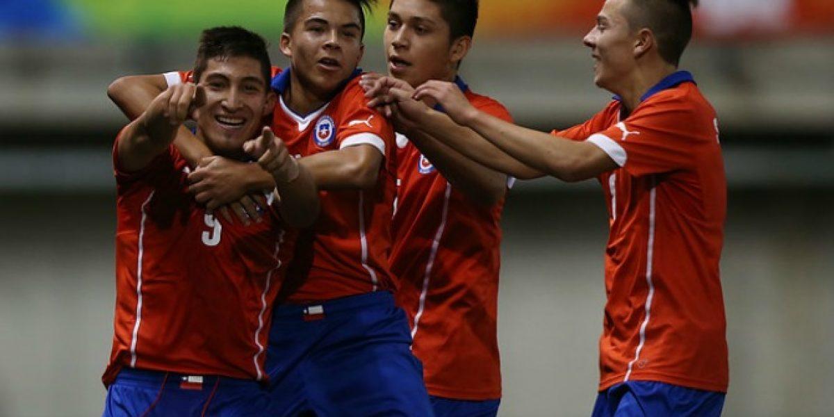 La Roja ya tiene rivales para Sudamericano Sub 17 de 2015 en Paraguay