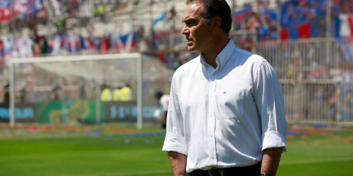 Martín Lasarte no pierde la fe en el título: