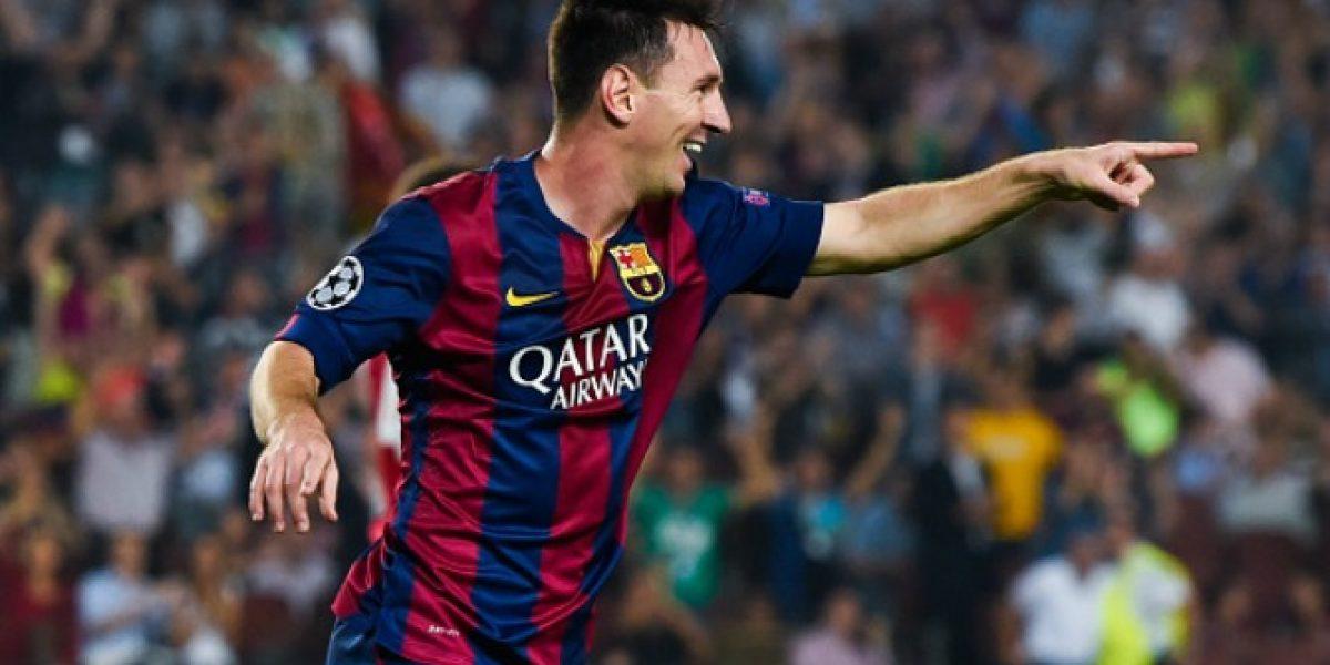 Los récords que Messi quiere alcanzar ante Real Madrid y que hace temblar al Bernabeú