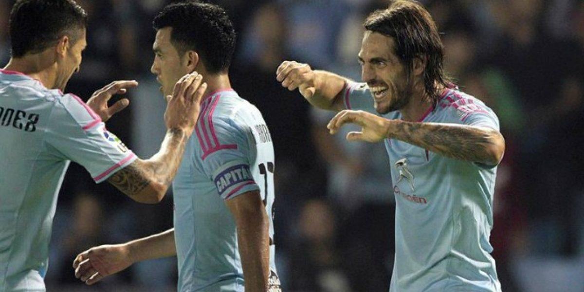 El Celta de Hernández y Orellana sigue firme en la Liga tras triunfo sobre Levante