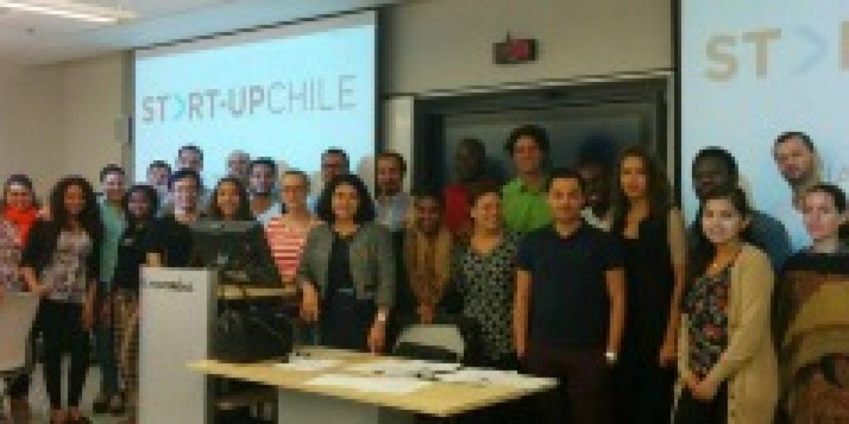Destacan en Europa a StartUp Chile como ejemplo global de emprendimiento