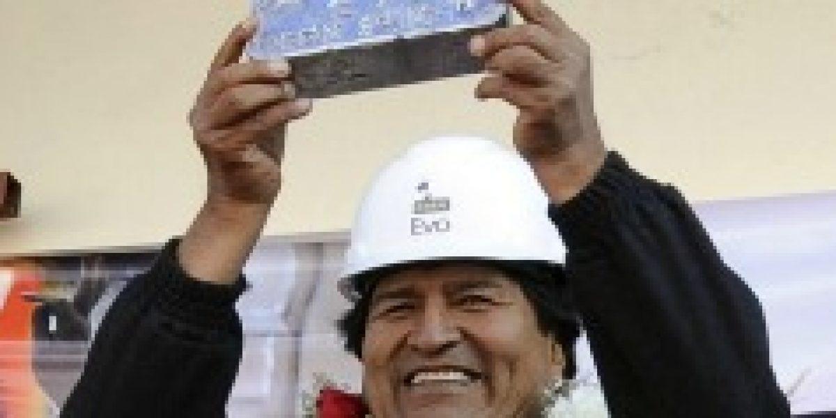 Bolivia comienza a producir los primeros lingotes de plata para exportación