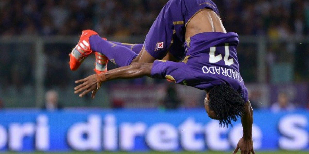 No se mueve: codiciada estrella de Fiorentina renovó hasta 2019
