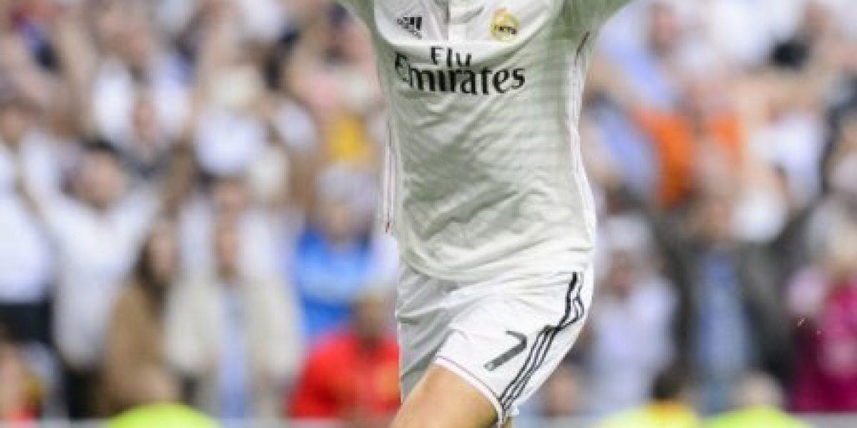 Galería: La celebración de Cristiano Ronaldo