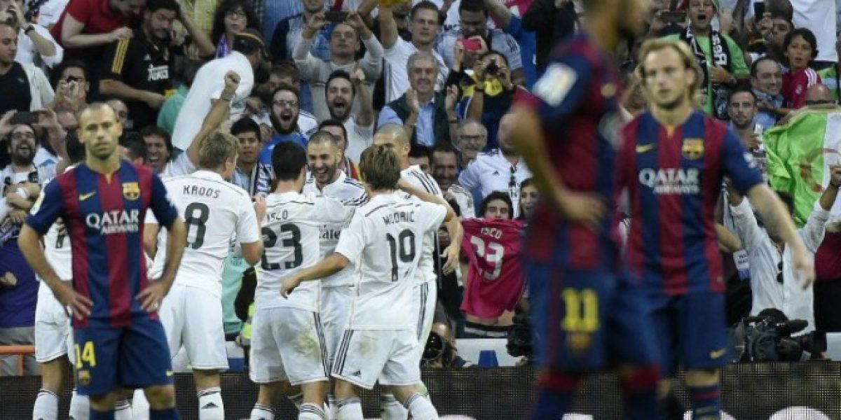 Adiós invicto y récord: El Real pasó por encima del Barça de Bravo