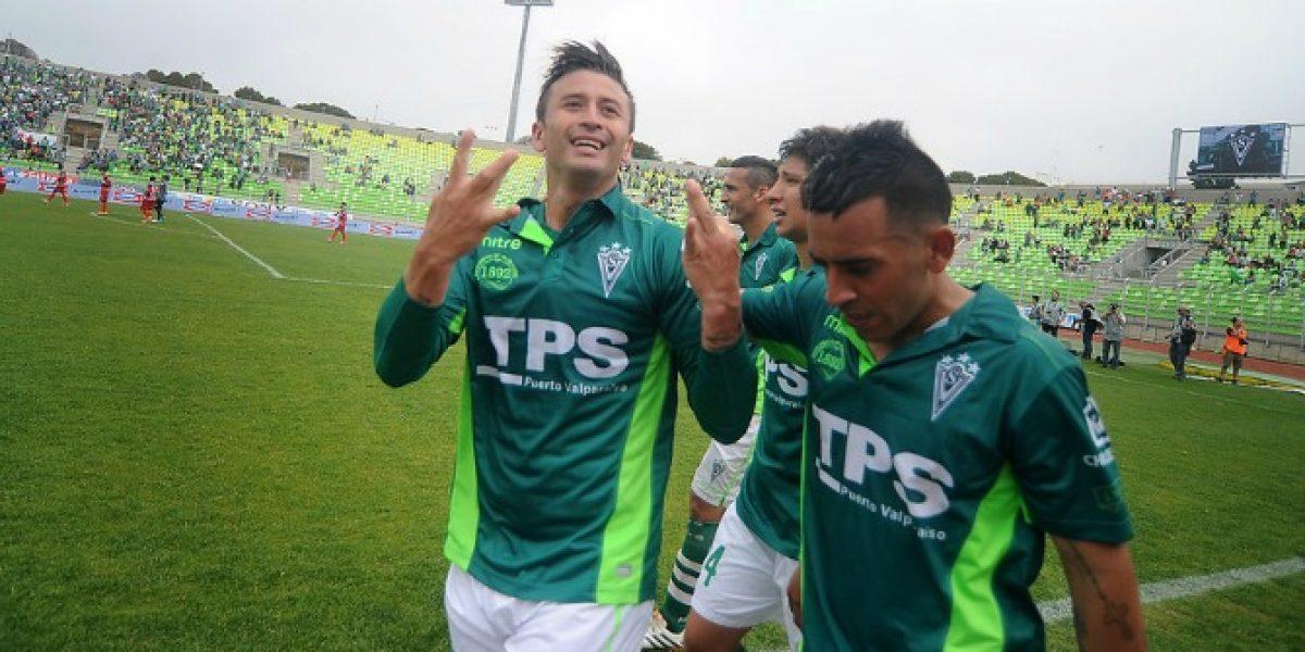 Wanderers sufrió para vencer a San Marcos y le pone presión a la U y Colo Colo