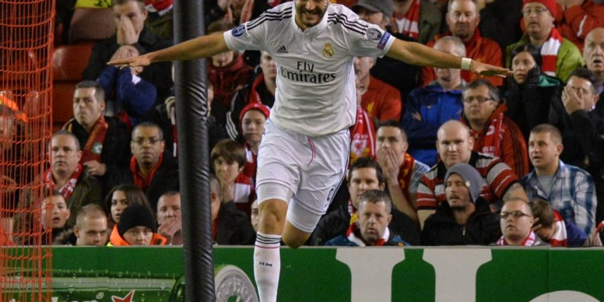 Formación del Real Madrid