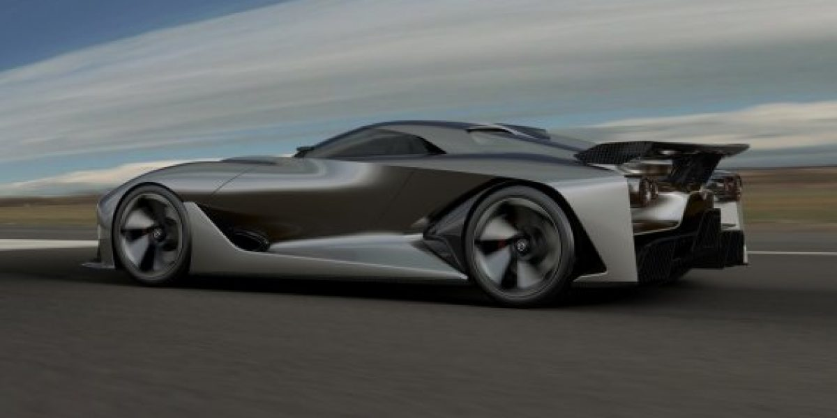 Así sería el próximo Nissan GT-R R36