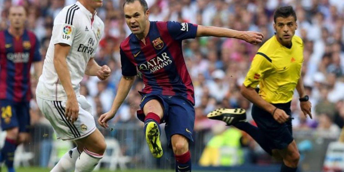 Galería: Revisa las mejores imágenes del Clásico entre el Real y el Barça